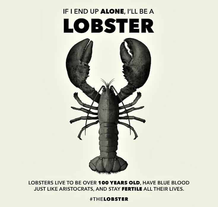 Lobsters in Movies