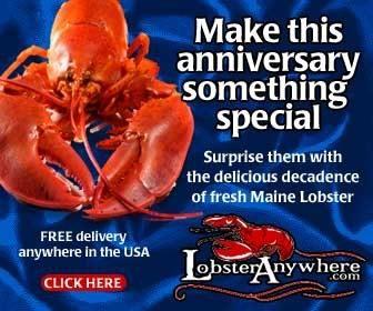 Lobster Dinner Gift
