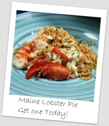 Lobster Pie