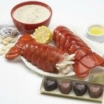 Romantic Lobster Dinner