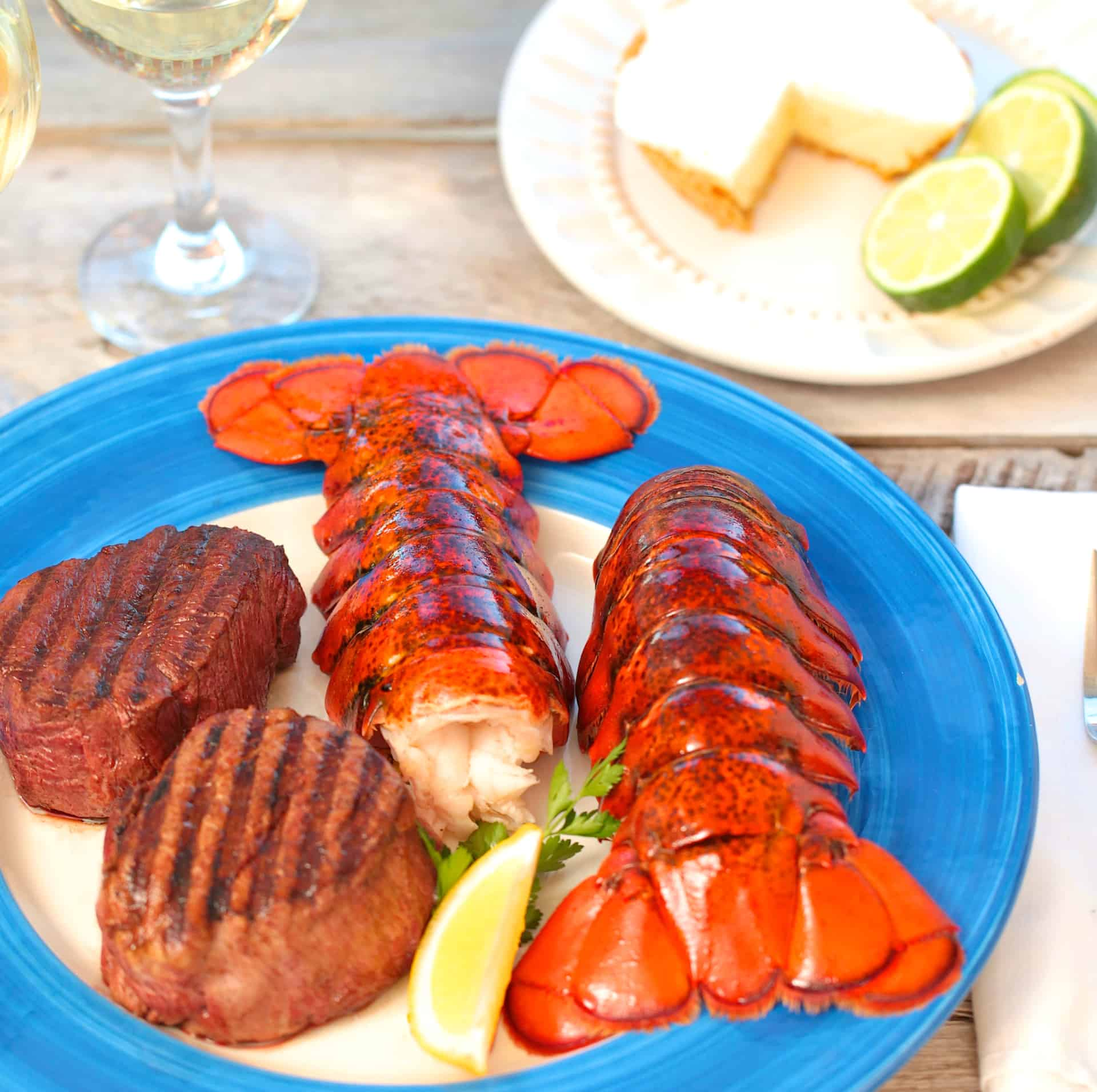 Steak and Lobster Gift - Filet Mignon ...