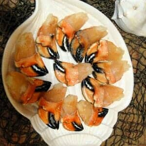Crab claws online