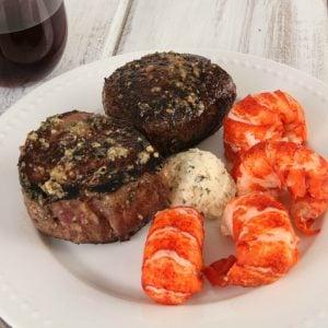 Lazy Man Lobster Dinner
