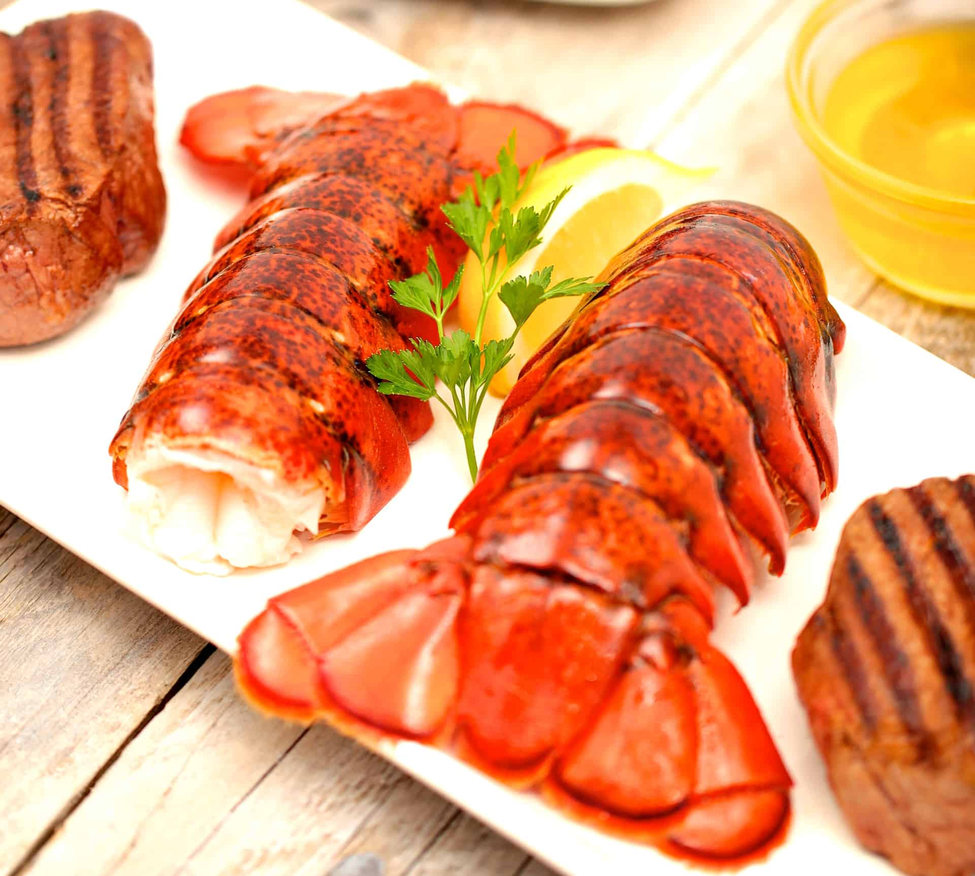 Lobster Tails Special