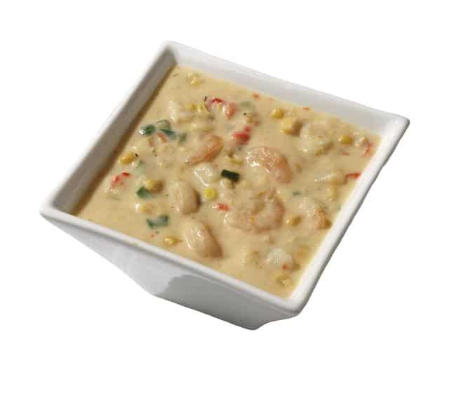 Shrimp Corn Chowder
