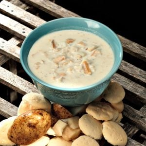 Order New England Clam Chowder