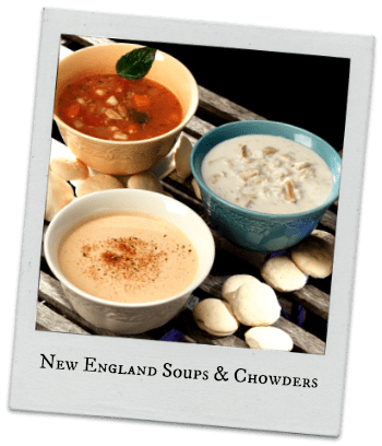 Mail Order Clam Chowder