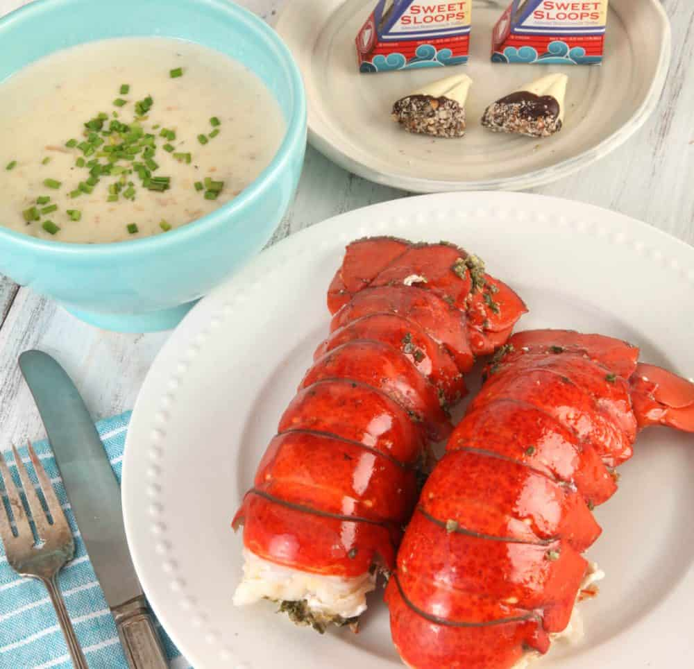 Maine Squeeze Lobster Dinner