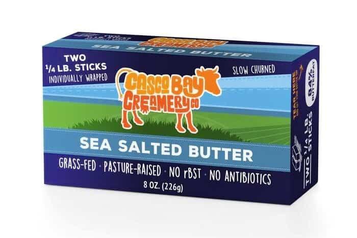 Maine butter