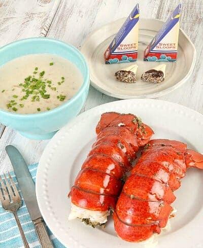 Lobster Valentine Gift