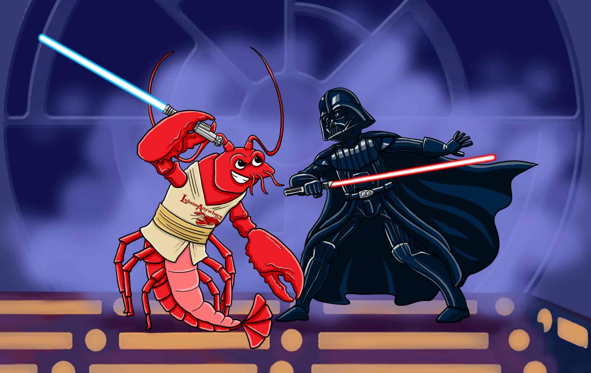 Jedi Lobster