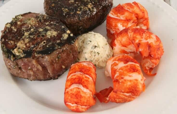 Butter Poached Lobster Recipe