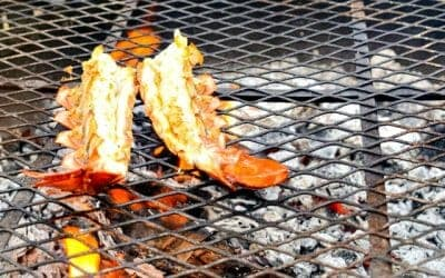 How to Grill Lobsters at Home