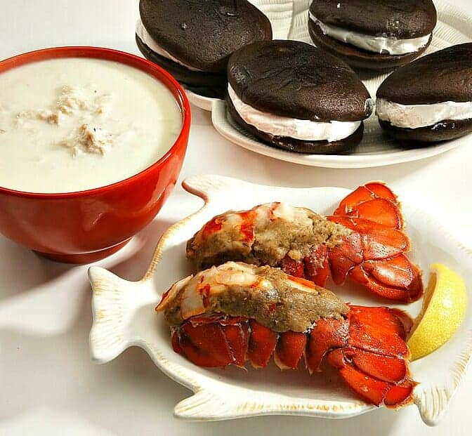 Recipe for Baked Stuffed Lobster