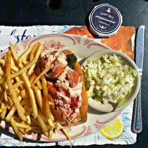 Dessert and Lobster Dinner