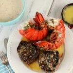 Back Bay Surf and Turf Dinner Shipped