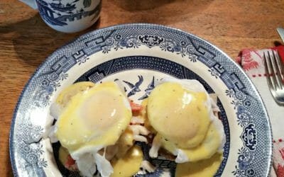 Lobster Eggs Benedict Recipe