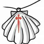 Scallop Shell Holy Symbol