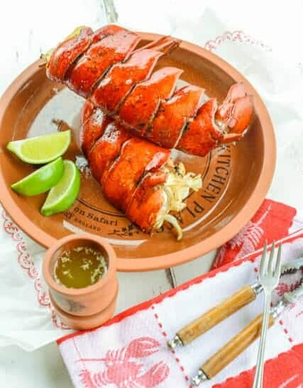 Recipes for Grilling Lobsters