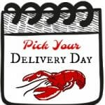 Live Lobster Shipping Day