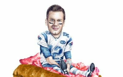 Tom Brady Lobster Roll