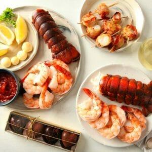 Maine Catch Seafood Dinner