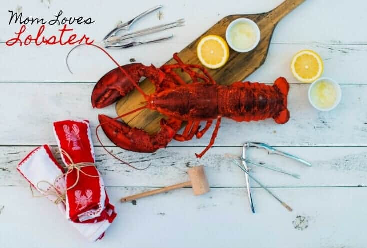 Mother's Day Lobster Dinner