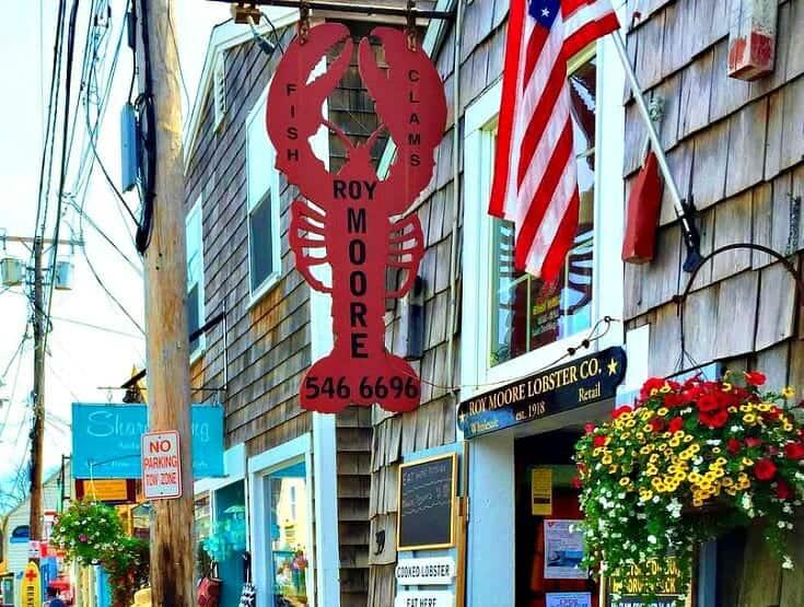 Roy Moore Lobster Shack