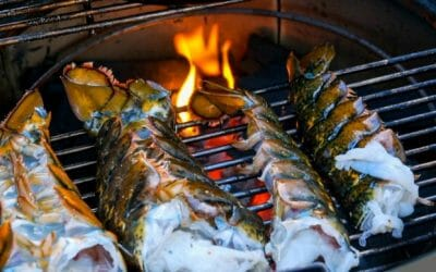 Southwestern Grilled Lobster Recipe