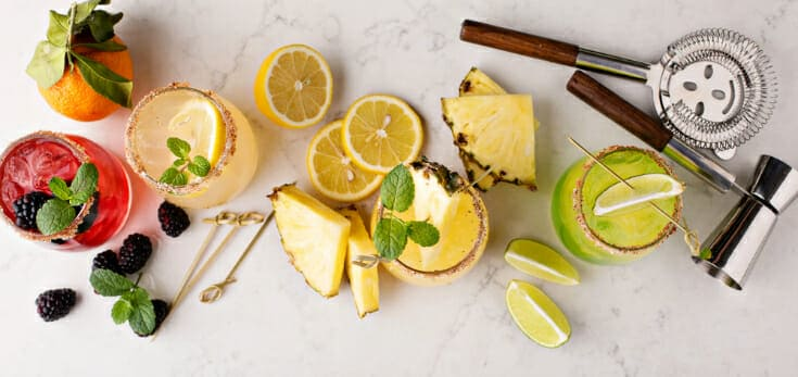 Cocktails to Pair with Seafood