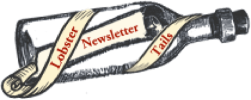 Lobster Tails Newsletter