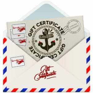 Seafood Gift Certificate