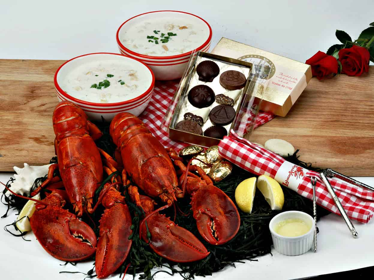 Romantic Lobster Dinners
