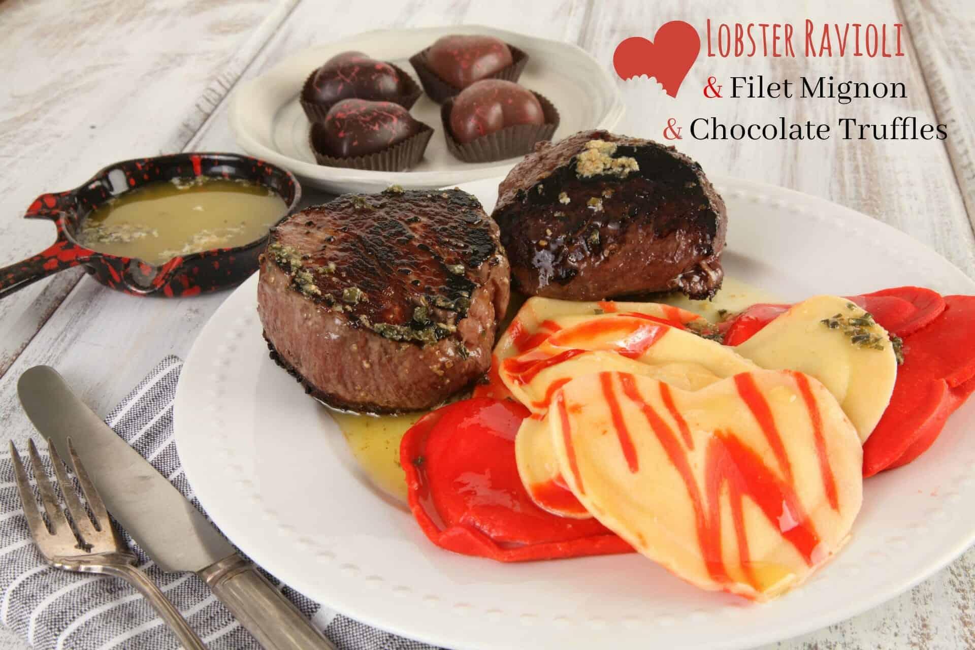 Valentines Lobster Special