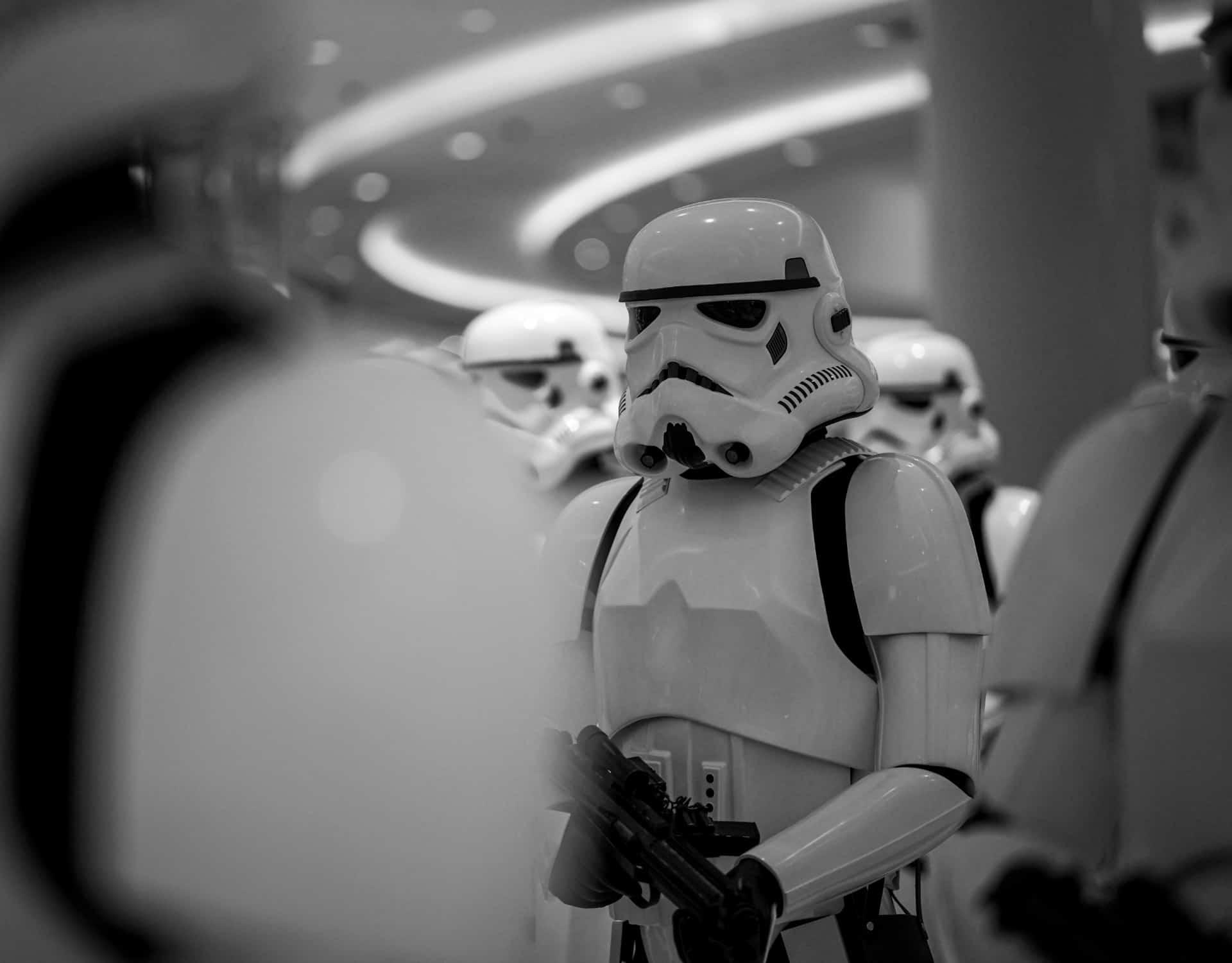 Left Handed Storm Trooper