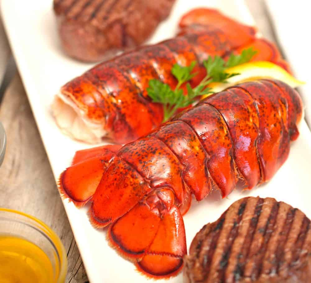 Special Lobster Tails