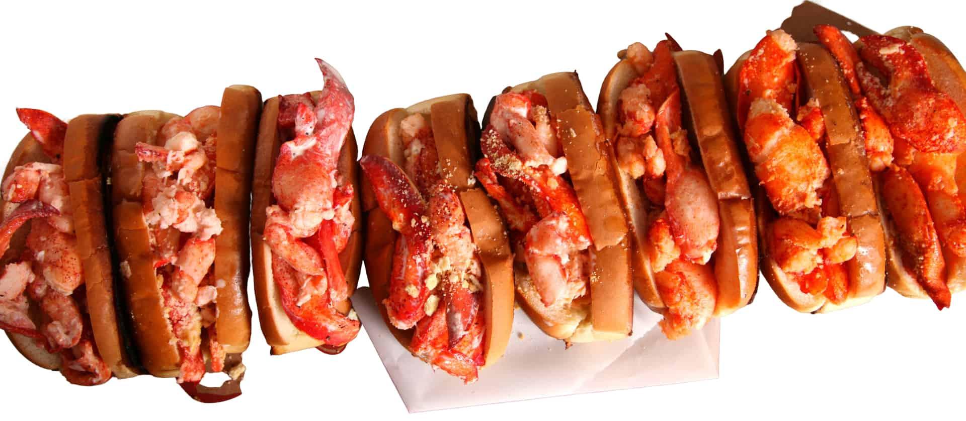 Lobster Rolls Special