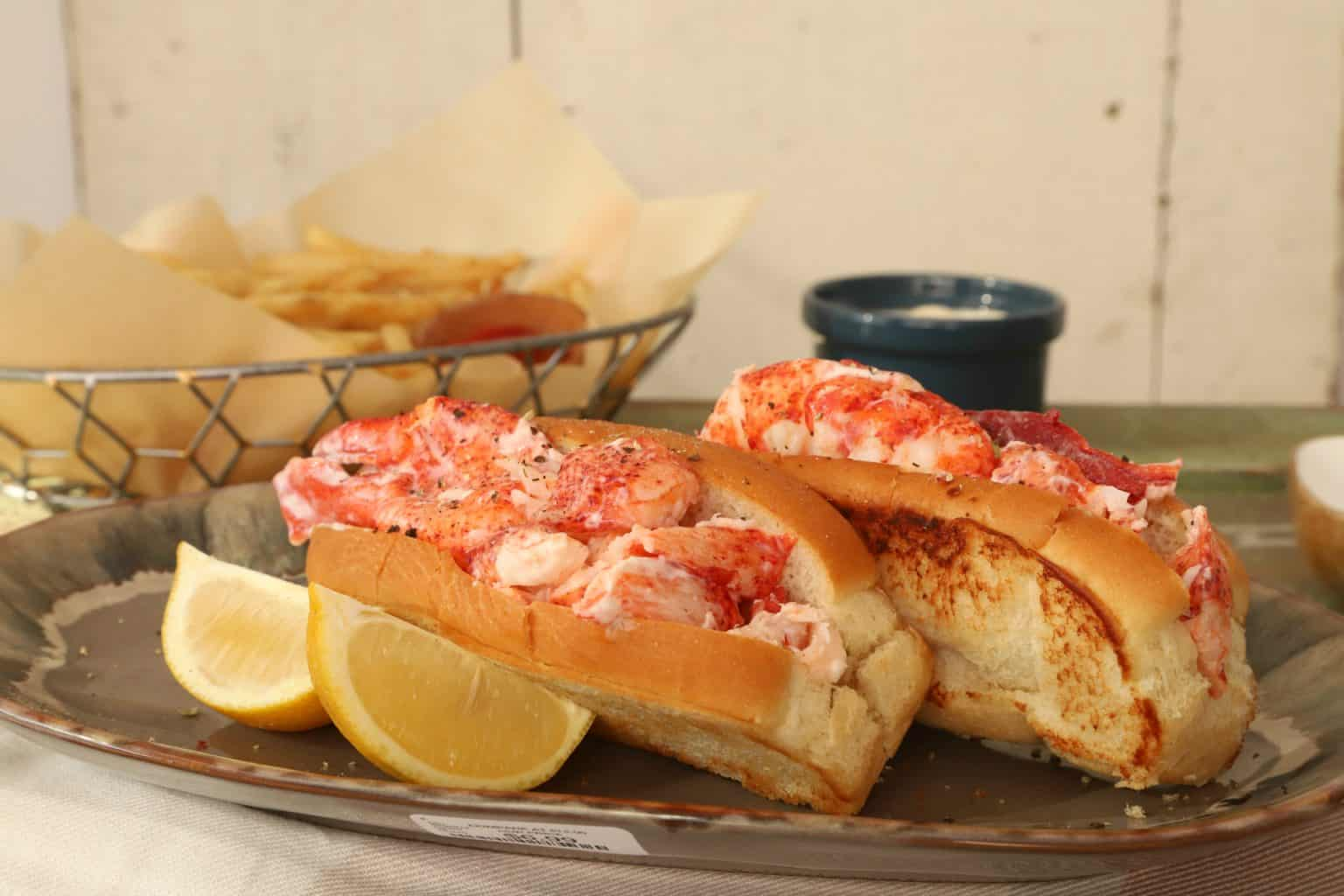 History of the Lobster Roll