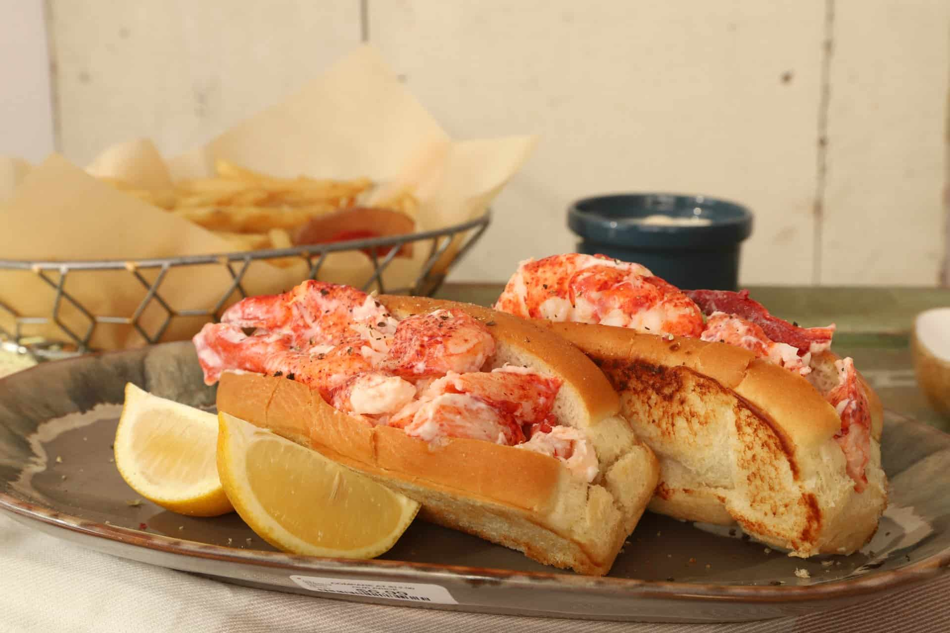 Who Invented The Lobster Roll Lobster Roll History