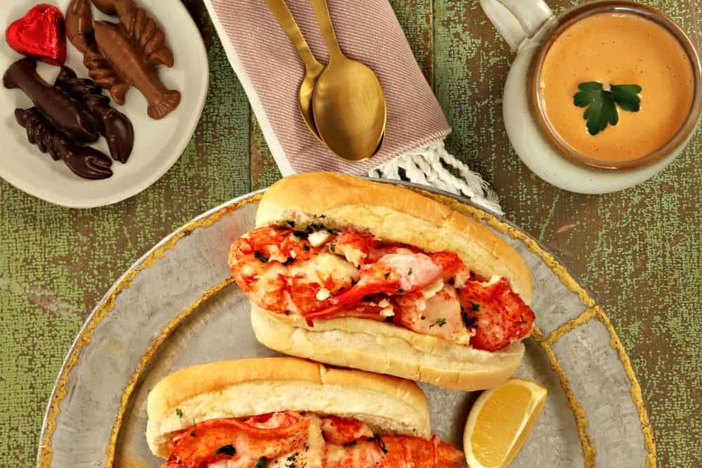 My Lobster Dinner