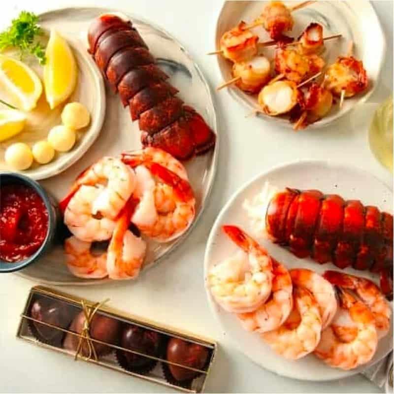 Lobster Dinner Pack