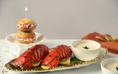 Gift Lobster Birthday Party