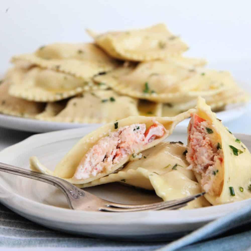 Buy Lobster Ravioli