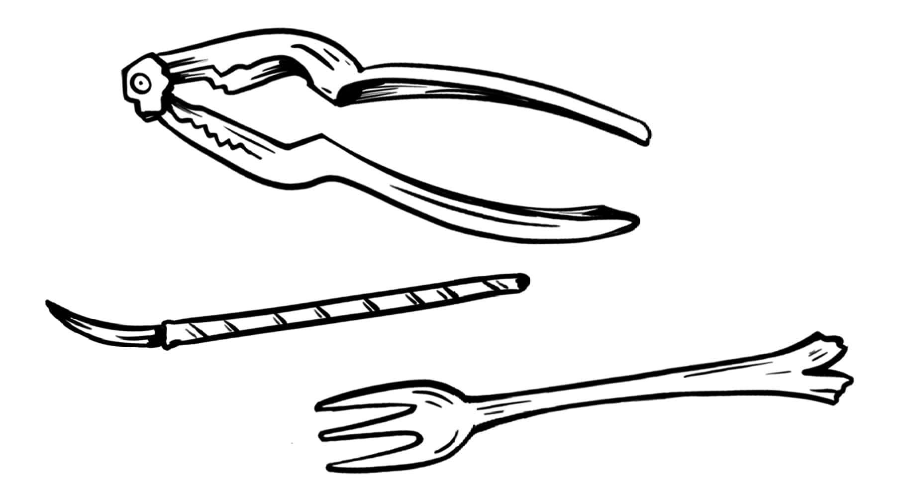 Tools Eat Lobster
