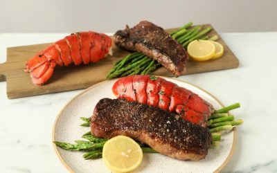 Steak-Lobster Surf and Turf