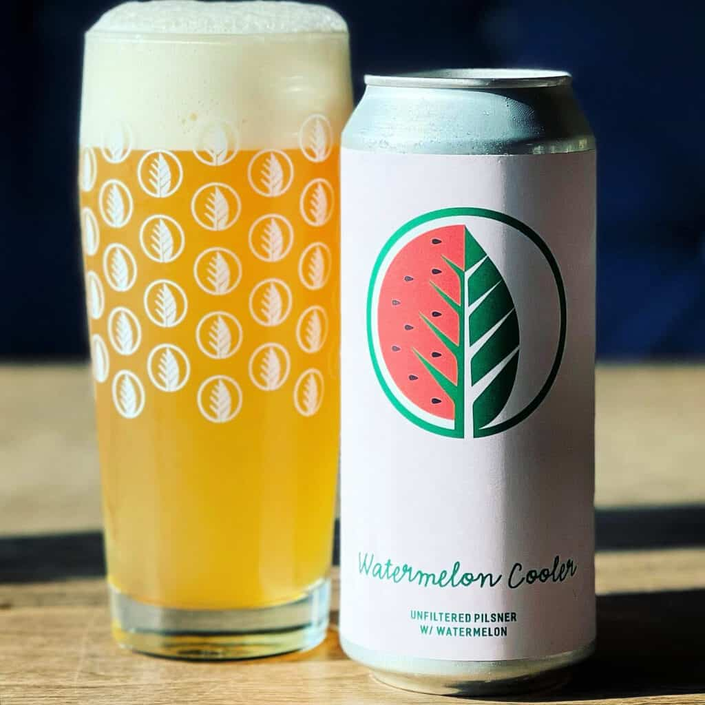 Fruit Beer to Pair with lobster