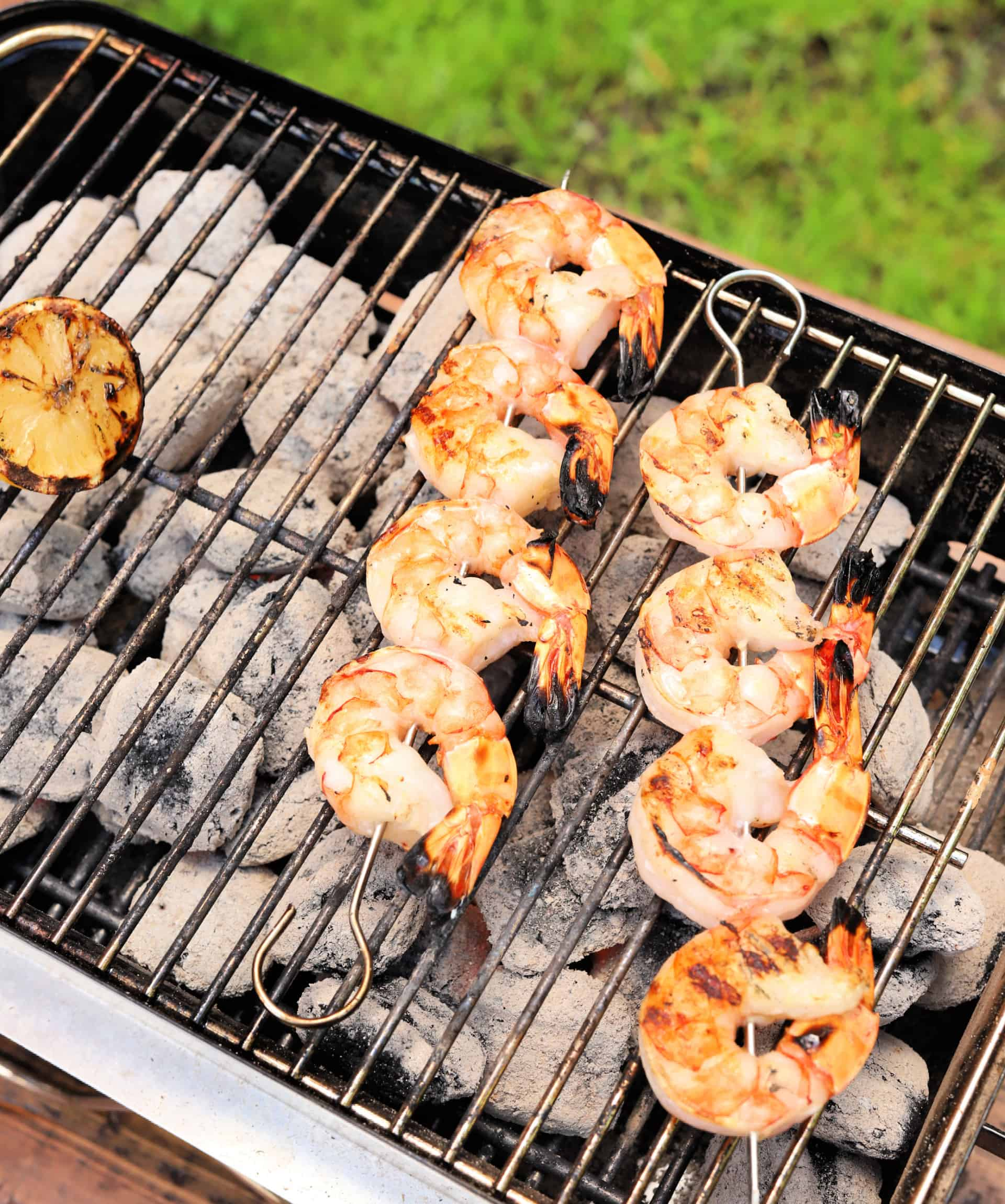 Shrimp Tailgating